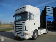 Scania R500 Topline / Retarder / 2 Tanks / Opticruise semi / NL Truck tractor unit