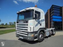 trekker Scania 114.380 / 6X2 / Manual / Euro 2
