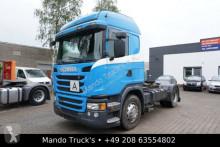 тягач Scania G410 Retarder, Kipphydraulik, Klima, Euro 6