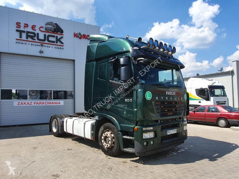 Zobaczyć zdjęcia Ciągnik siodłowy Iveco Stralis 500, Steel /Air, CURSOR 13, Manual