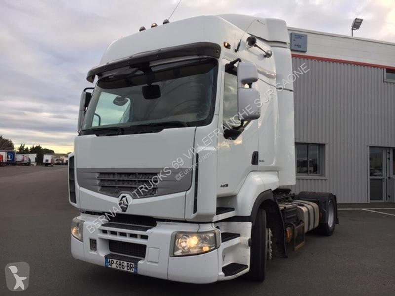View images Renault 460 DXI *RALENTISSEUR VOITH* tractor unit