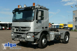 Mercedes 2041 AS Actros, 4x4, 1. Hand, Deutsch, schalter Sattelzugmaschine
