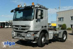 trekker Mercedes 2041 AS Actros 4x4, MP3, Allrad, Klima, Hydr.