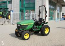 John Deere tractor unit