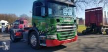 trekker Scania SZM P-380 German Truck