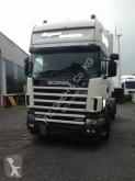 trekker Scania 124-420 SZM G-Haus