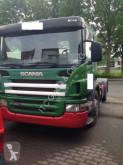 Scania SZM 114-380 German Truck Sattelzugmaschine