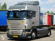 trekker Scania R420 EURO 5 RETARDER VOLL SPOILER