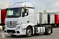 trekker Mercedes ACTROS 1845 / MP4 / EURO 5 / KIPPER HYDRAULIC