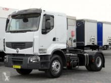 ciągnik siodłowy Renault LANDER 460 DXI /LOW CAB/142 000KM/TIPPER HYDRAUL