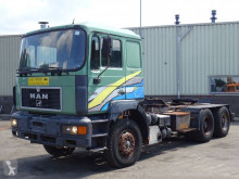 MAN 26.403 Heavy Duty Tractor ZF Good Condition tractor unit