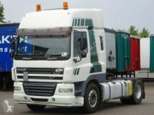 DAF 85 CF 410 SPACE CAB EURO 5 HYDRAULIEK tractor unit