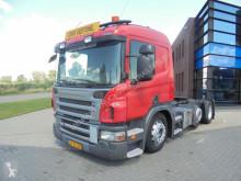 trekker Scania P380 / 6x2 / Opticruise Semi /Full Air / 473.000 KM / NL Truck