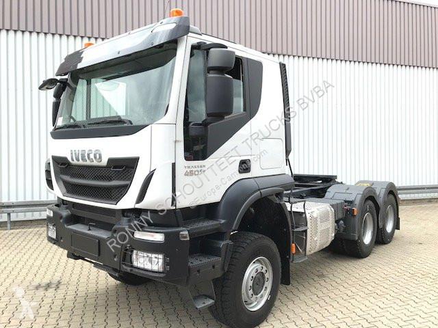View images Nc Trakker AT720T45 6x6 Trakker AT720T45 6x6, 5x Vorhanden! tractor unit