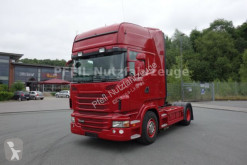 Scania R440 Topline- EURO 5- RETARDER- 2 Tanks-TOP tractor unit