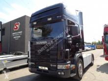 tracteur Scania 164 480 Topline chassisrost Aber arbeit TOP