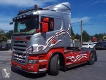 tracteur Scania PRT