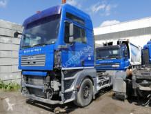 tracteur MAN T4538