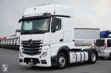 ciągnik siodłowy nc MERCEDES-BENZ - ACTROS / 1845 / MP 4 / EURO 6 / GIGA SPACE