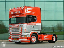cap tractor Scania R500 V8 EURO 5 - KING OF THE ROAD - RETARDER