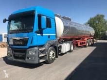 MAN TGS 18.400 LX/ ADR /Intarder/ATM 80.000km tractor unit