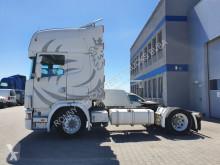 tracteur Scania R114 SHD/Klima/eFH./NSW/Dachspoiler