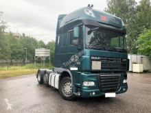 DAF XF 105.410 6x2/pusher/steering+lift/SSC/L tractor unit