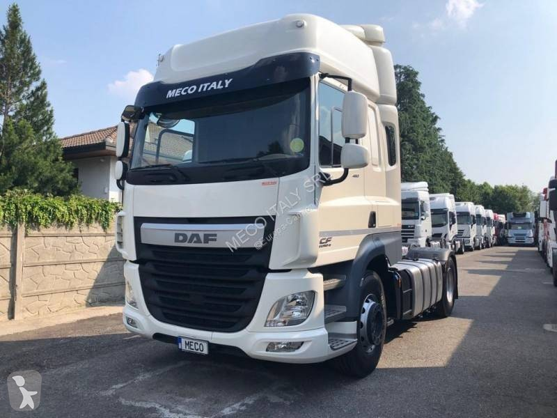 Tracteur standard occasion DAF CF 460 - Annonce n°3387210