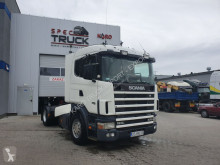 cabeza tractora Scania L124.470, Steel /Air