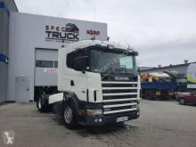 ciągnik siodłowy Scania L124.470, Steel /Air