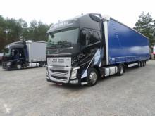 ciągnik siodłowy Volvo - FH4 OCEAN RACE 500KM Euro 6 Globetrotter XL MEGA LOW DECK + SCHM + semi-remorque rideaux coulissants
