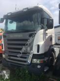 trattore Scania R420 mit kipphidraulick