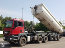 MAN TGS 26.360 BBS 6x4 Kipphydraulik tractor unit