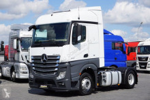 cabeza tractora nc MERCEDES-BENZ - ACTROS / 1843 / MP 4 / EURO 6 / STREAM SPACE