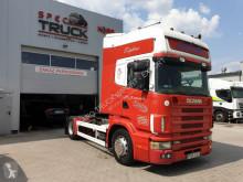 cabeza tractora Scania R114