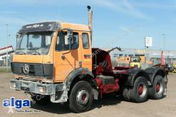 tracteur Mercedes 2635 S 6x4/Blattgefedert/16 Gang Split/Klima!