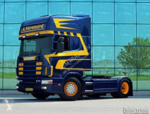 cabeza tractora Scania 164L 480 KING OF THE ROAD - RETARDER - MANUAL GE
