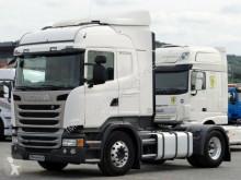 ciągnik siodłowy Scania R 450 / RETARDER / EURO 6/ HIGHLINE / 390 000 km