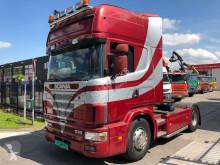 ciągnik siodłowy Scania 144-530
