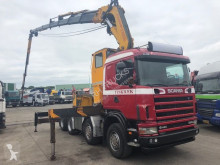 tracteur Scania 164G-480 WITH FASSI F1000XP + FLY JIB + WINCH AND REMOTE CONTROL
