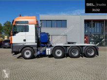 tracteur MAN TGX 41.540 8x4/4 / Manual /Standklima /Intarder