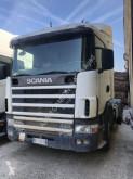 ciągnik siodłowy Scania 144-460