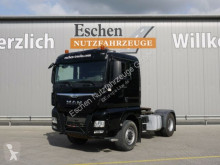 trattore MAN 18.440 H, 4x4, Standklima, Kipphydr., Bl/Lu