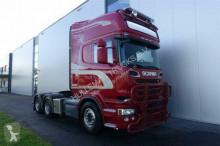 cabeza tractora Scania R520