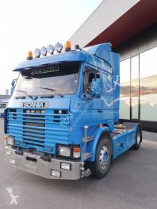 Scania 143 420 topliner tractor unit
