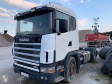 ciągnik siodłowy Scania - R124L 420 4x2