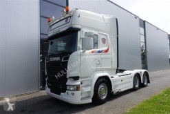 tracteur Scania R730 6X2 DOUBLE BOOGIE RETARDER EURO 6