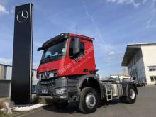tracteur Mercedes Arocs 2045 AS 4x4 Kipphydraulik