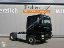 tracteur MAN 18.440 H, 4x4, Standklima, Kipphydr., Bl/Lu