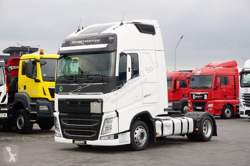 Zobaczyć zdjęcia Ciągnik siodłowy Volvo - 4 / 500 / E 6 / XXL / MEGA / LOW DECK / X-LOW
